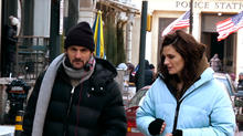 Stana Katic e Oded Ruskin